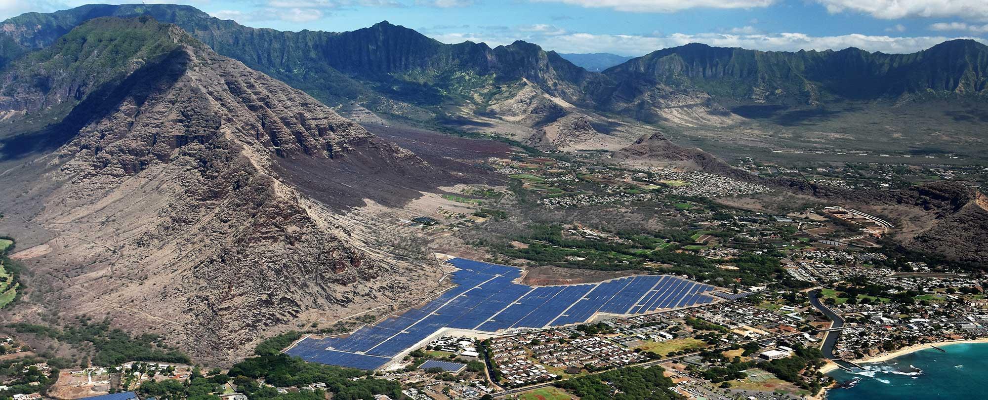 Waianae solar project