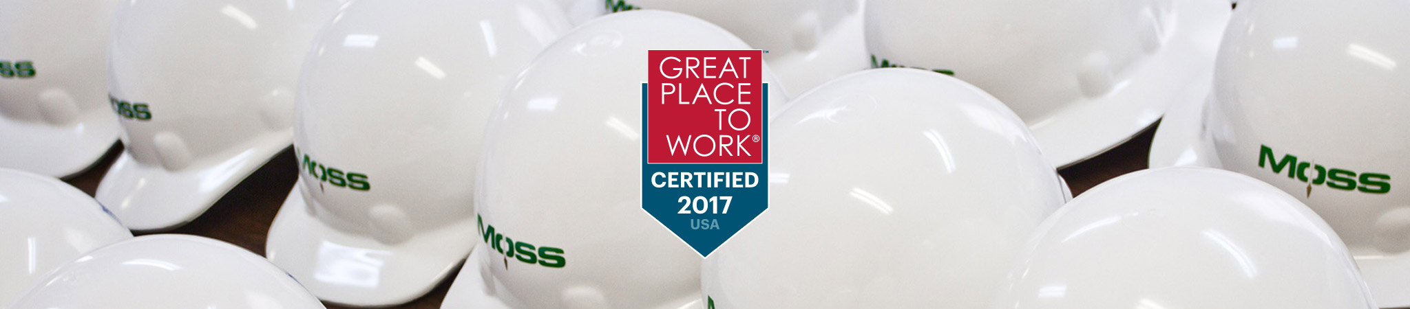 Great Place to Work Certified 2017