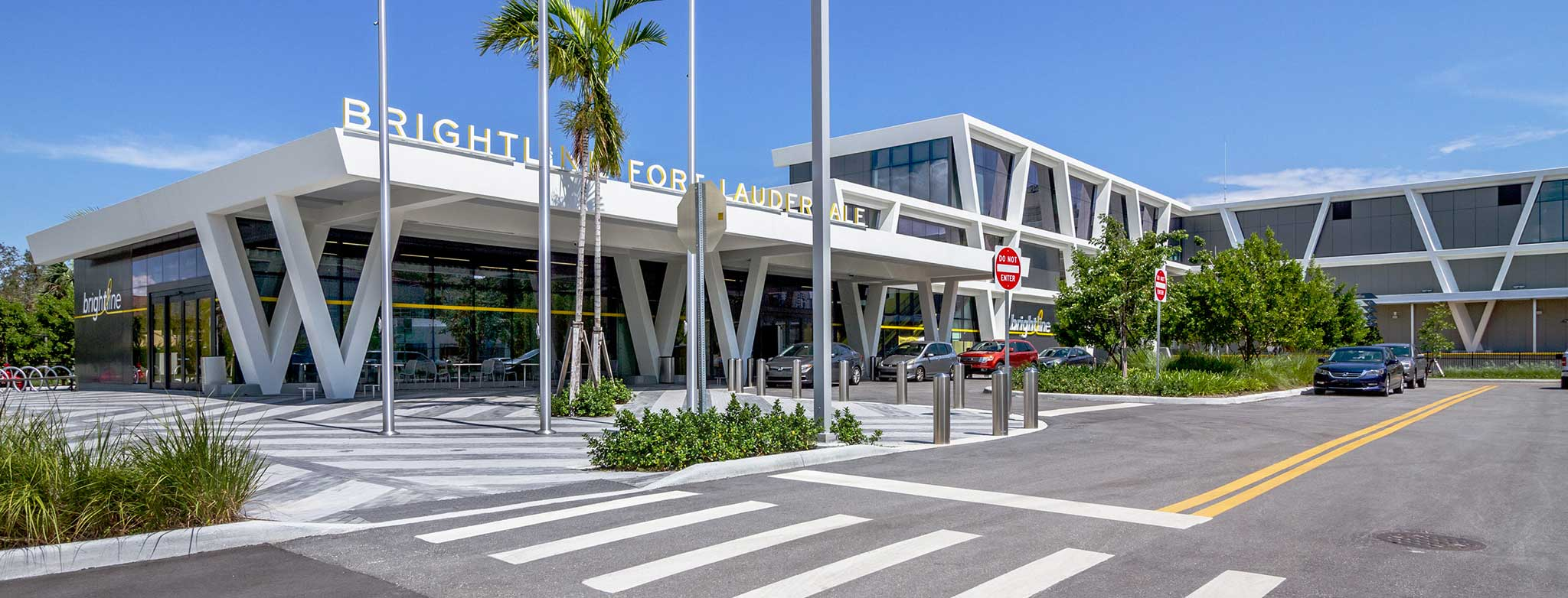 Brightline Station Fort Lauderdale