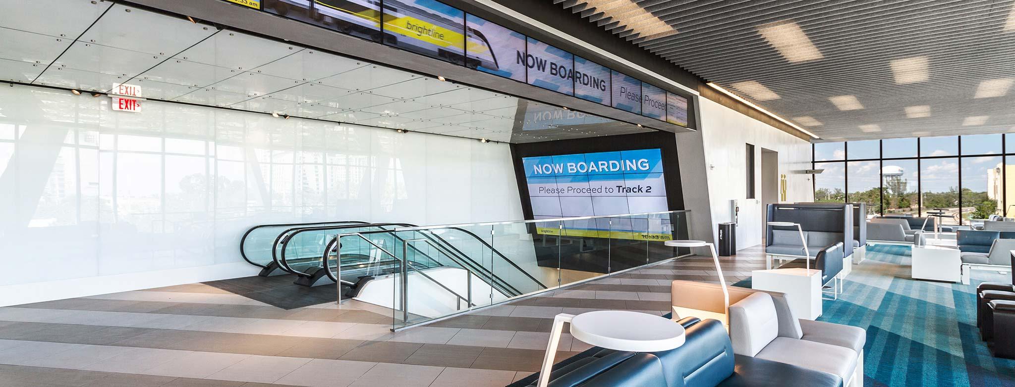 Brightline Station Fort Lauderdale