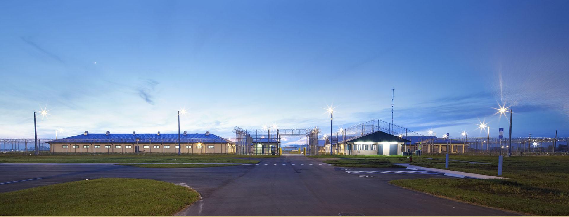 Okeechobee Correctional Institution Work Camp Moss Cm