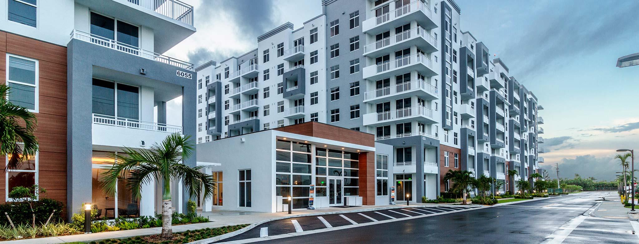 Landmark Doral Apartments