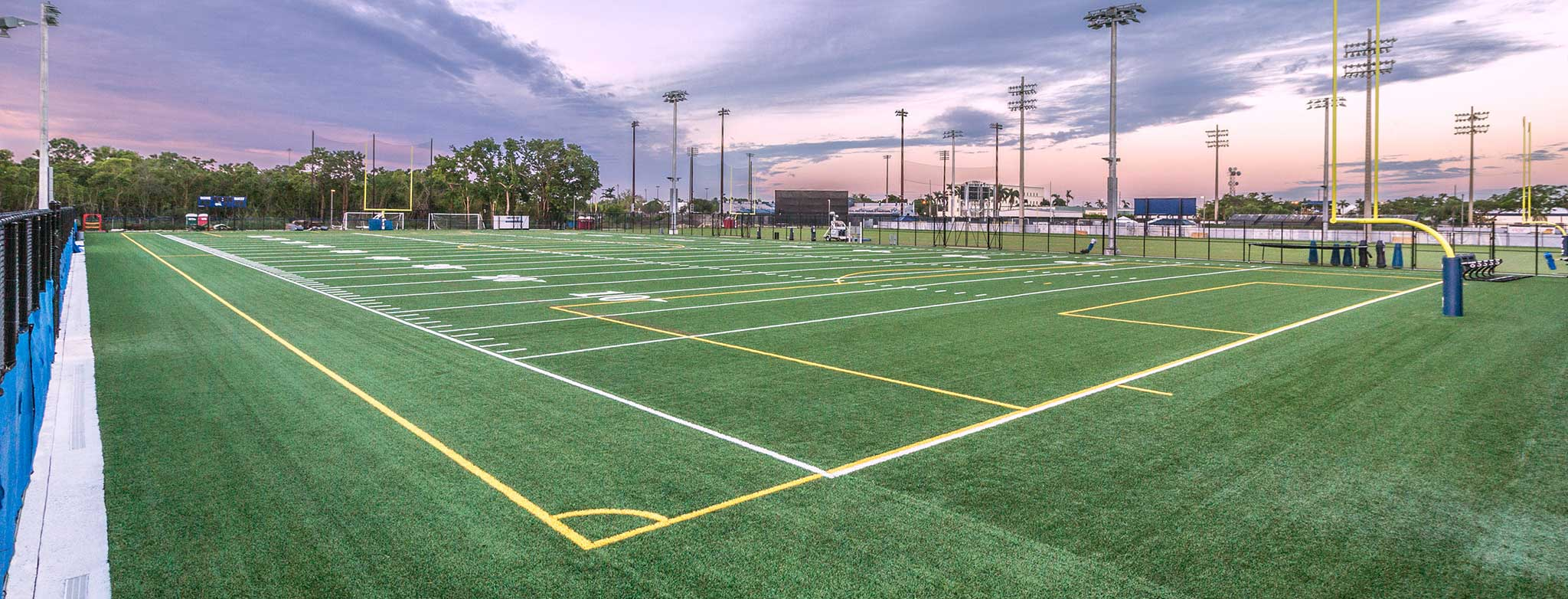 FIU Practice Fields - Artificial Turf