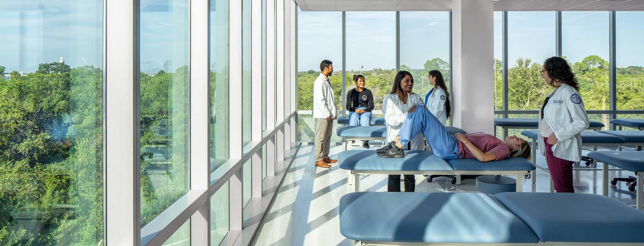 NSU Dr. Kiran C. Patel College of Osteopathic Medicine